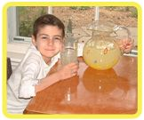 Alex who started Alex's Lemonade Stand!  What an inspiration! #A20 #NationalLemonadeDay