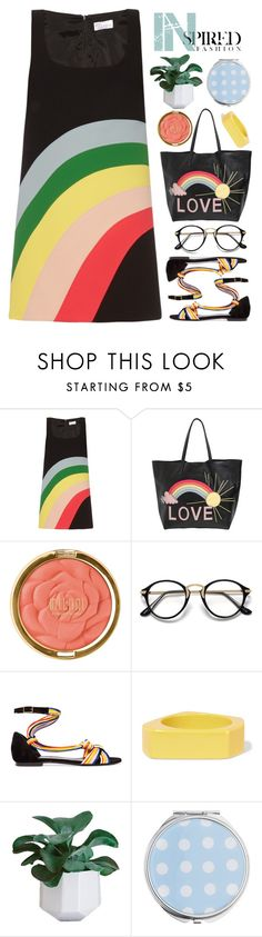 """""""10.08.16-2"""" by malenafashion27 ❤ liked on Polyvore featuring RED Valentino, Milani, Pierre Hardy, Marni and Miss Selfridge"""