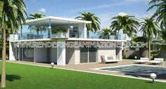 Villa unifamiliare moderna