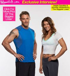 """""""The Biggest Loser"""" is adding a couple of new faces to its training staff for Season Jennifer Widerstrom and Jessie Pavelka will join returning trainers Bob Harper and Dolvett Quince on the show, NBC says. Biggest Loser Trainers, New Trainers, Jen Widerstrom, Bob Harper, Health World, Bob S, Motivational Pictures, Hollywood Life"""