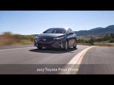 2017 Toyota Prius Prime from Ernie Palmer Toyota Serving Jacksonville and St. Augustine FL!