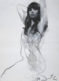 Mark Demsteader Contemporary Figurative Artist