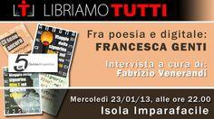 Intervista alla giovane scrittrice e poetessa Francesca Genti