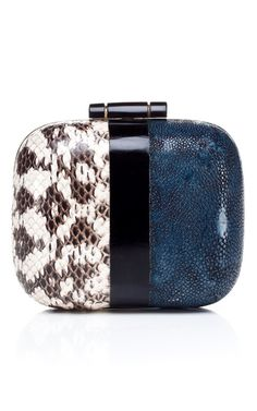 """R Y Augousti clutch...what a beauty! (btw pinterest you need to fix the """"and"""" sign bug so I can use it without erasing the rest of the caption)"""