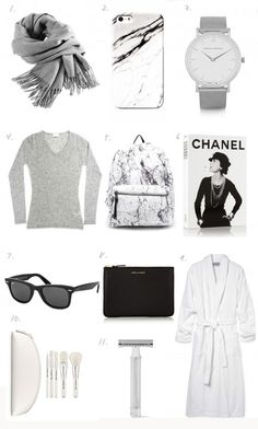 MINIMAL + CLASSIC: Holiday Gift Guide   blogandthecity.net   @blogandthecity