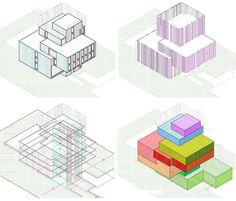 Proyectos de arquitectura y urbanismo . COR