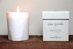 Positano Candle by #CireTrudon #GiambattistaValli Reviewed by #ModelRecommends