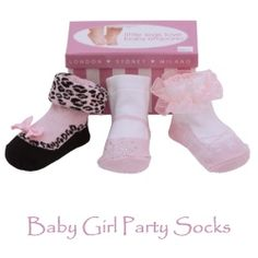Baby Girl Party Socks review has posted - view it here!
