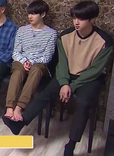 """""""No one asked but a short thread of Jungkook sitting for self care."""