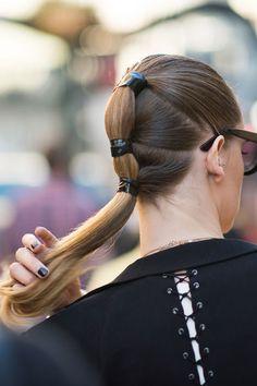 Street-Style Beauty: Nahaufnahmen - GLAMOUR
