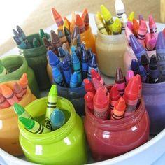 En début de semaine, je vous parlais de purées de bébé. Comme j'ai de la suite dans mes idées, j'ai pensé vous partager des idées pour recycler vos petits pots de purée. Si vous êtes comme moi, vous vous mordrez les doigts d'avoir envoyé toutes ces montagnes de petits pots dans le bac bleu. Même […]