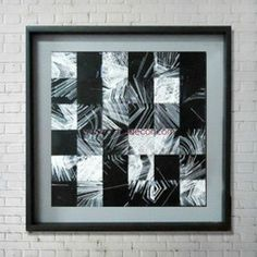 The Fragmented Abstract Modern Wall Art