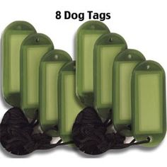 BULK 8 Camo Party/Boys Nerf Gun Theme Party Dog Tags Necklace/Kids Party Favours Google Image Result for http://img.auctiva.com/imgdata/6/5/1/3/8/7/webimg/633263806_tp.jpg