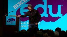 Guy Kawasaki | If I Knew Then What I Know Now | SXSWedu - YouTube