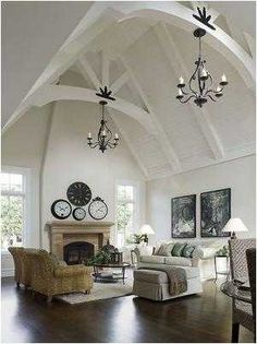 Great high ceiling