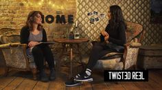 fyers interview for TWISTED REEL