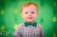 St. Patty's Day Mini Session by KT Rae Photography