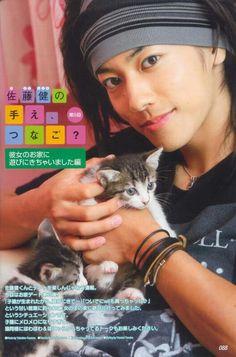 Sato Takeru in Rookie 2