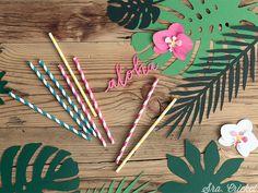 decorar una fiesta tropical hawaiana temática