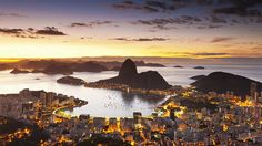 "this South American nation has pretty much everything a honeymooner could want, "" says Yolanda Crous of Brides magazine. And with the World Cup happening this summer and the Olympics coming up in 2016, this country has never been hotter. Party all night in Rio de Janeiro, soak in some sun on the laid-back beaches of Bahia, ..."