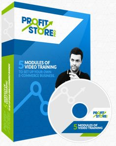 Profit Store Pro Review – High Quality Course With 5 Module Of Video Training To Set Up Own E-commerce Bussiness and Rapidly Monitize Your Stores With Facebook Ads