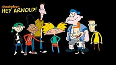 Hey Arnold! by #CraigBartlett - #HeyArnold! on #Nickelodeon and #YTV