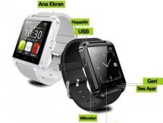 Smart Watch U8 Akıllı Saat