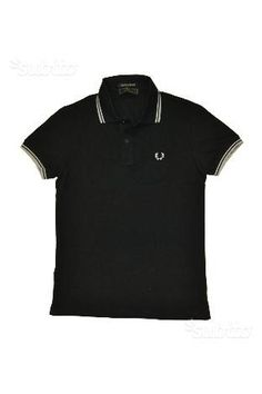 fred-perry-light-stretch-nera
