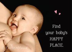 Nice reminder to a breastfeeding mama! #earthmama free ecard