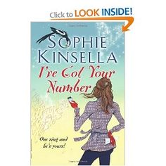 Sophie Kinsella fun read to relax