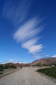 Icelandic sky by Magdalena Zaloga on 500px