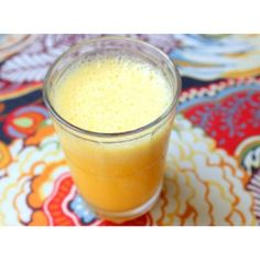 2 Ingredient Orange Juice Frosty Drink + Math, Writing, and Literacy Connections for Kids 2 Ingredient Recipes, Mushroom Tea, Sunday Suppers, Greens Recipe, 2 Ingredients, Orange Juice, Food To Make, Smoothies, Stuffed Mushrooms