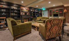 The Mezzanine Lounge #manchester #newhotel #citycentre #townhousehotel #interiordesign #residentlounge