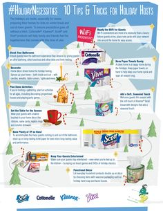 Planning for the #Holidays takes a lot of work! Good thing that I've found a great app where I can get cash back on all of my favorite #HolidayNecessities like Cottonelle, Kleenex, Viva Towels, Scott Products and more!   Check out this helpful holiday host survival guide and download the Ibotta app to Pick Up the Values on Cottonelle, Kleenex, Scott and Viva products at Walmart for your Holiday hosting essentials today! http://clvr.li/1SoOrMG #Sponsored