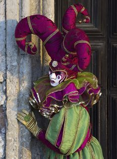 Disfraces 2013: las máscaras del Carnaval de Venecia (FOTOS)