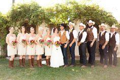 874f88db9abe73e9a75d612fa2a69292--western-wedding-rings-western-weddings Western Wedding Pictures