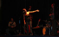 Jen Chapin Band by amy volchok, via Flickr
