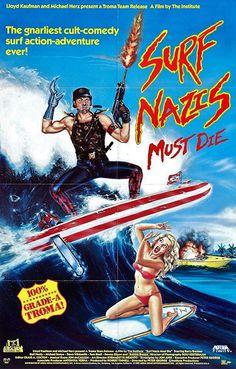 SURF NAZIS MUST DIE 1987