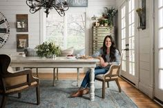 There's just something special about a room that tells a good story. I think my favorite part about designing a space for a client, or redecorating a room in our farmhouse, is adding in the finishing touches; the things that...