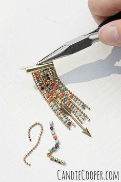DIY Jewelry Making Beadalon connector findings