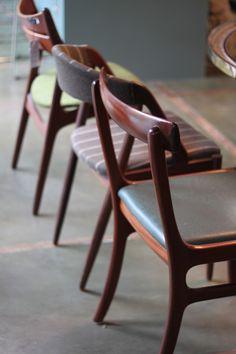 #midcentury  Deciding On Chairs  