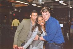 Nathan Fillion Jon Huertas Penny Johnson Jerald