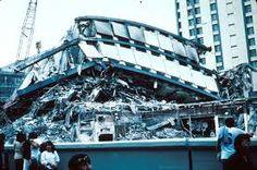México Moderno: Terremoto 1985