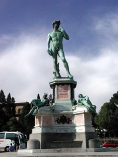 Piazzale Michelangelo – Florence, Italy