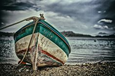 El viejo barco by DimitrisBoulougouris