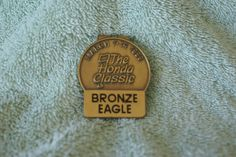 The Honda Classic Bronze Eagle Sponsor's Money Clip Money Clips, Honda, Eagle, Bronze, Classic, Derby, Classic Books, Money Clip