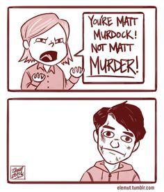 Daredevil Matt Murdock foggy nelson daredevil netflix daredevil tv