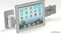 AirHolder Will Sweeten iPad or Kindle Fire Experience
