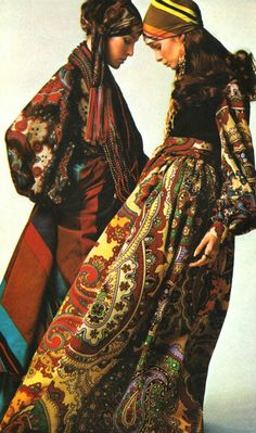 1970's Boho Perfection