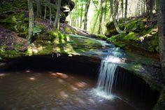 Houghton Falls Natural Preserve --- Washburn, WI - near Ashland/Bayfield.   A must visit. Ashland Wisconsin, Wisconsin State Parks, Wisconsin Vacation, Wisconsin Dells, Rv Travel, Summer Travel, Couples Vacation, Vacation Ideas, Vacation Destinations